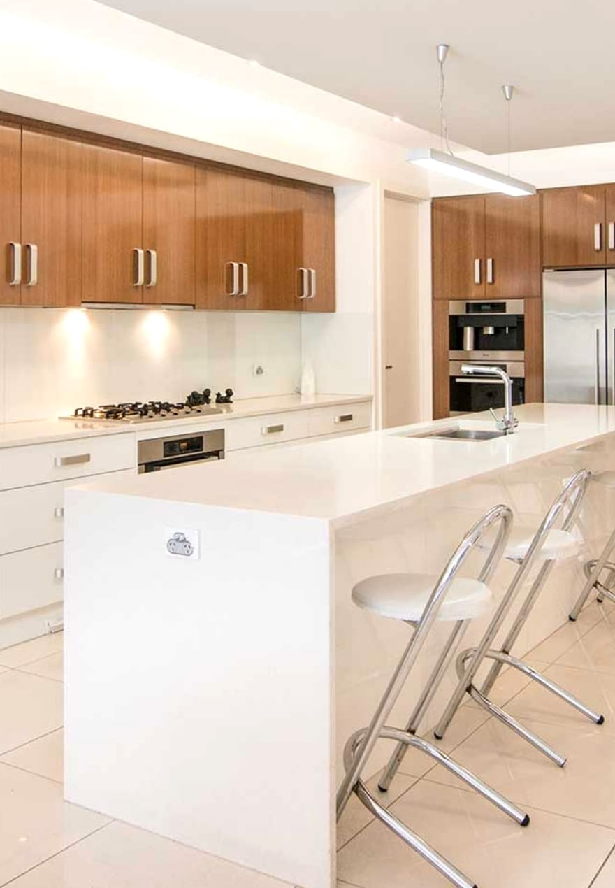 Contact Nelson Bay Kitchens - Custom Kitchens & Cabinetry